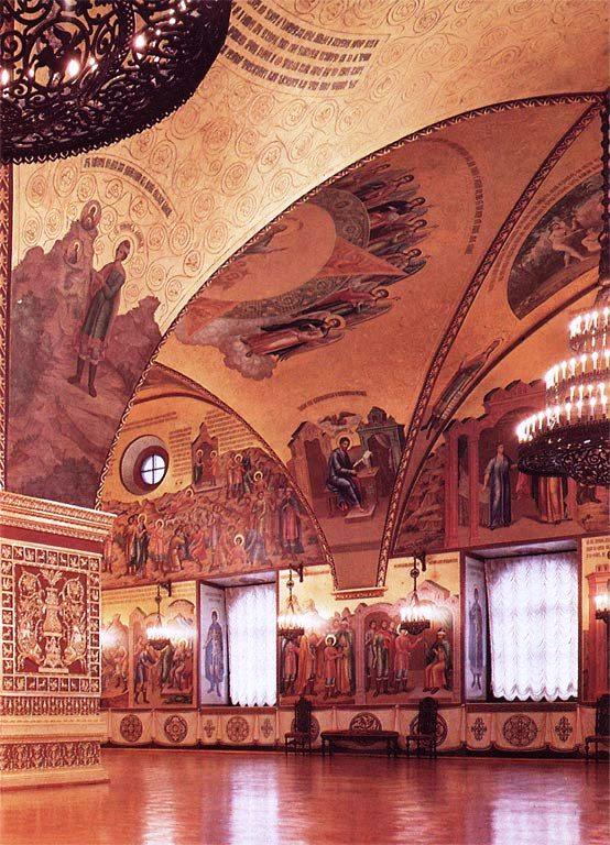 Грановитая палата Кремля (495) 7665060 экскурсии в Большой ...