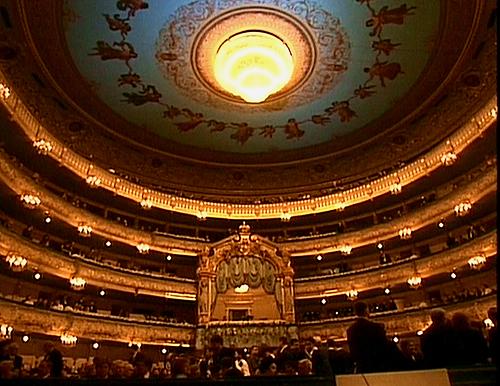 Мариинский театр - увеличить